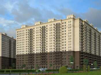 Сталинская архитектура в современном виде